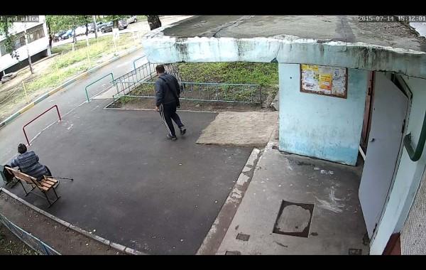Уличная камера 1920×1080
